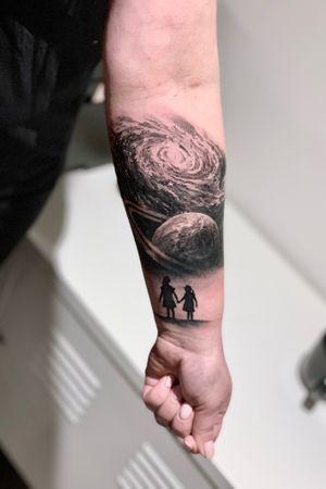 Tattoo by Two Tattoo Studio