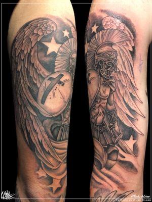 Tattoo by Top Hat Classic Tattoo