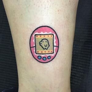Tattoo by Clara McMurphy #ClaraMcMurphy #90stattoos #90stattoo #90s