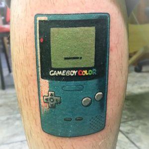 Tattoo by Cypress Tattoo #CypressTattoo #90stattoos #90stattoo #90s
