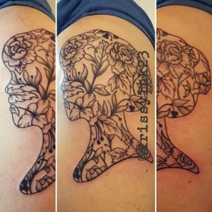And sometimes she hid in her secret garden #tattoo #tattoos #tattooed #tattooing #tattooer #tattooist #tattoolove #tattoolife #tattooartist #yyz