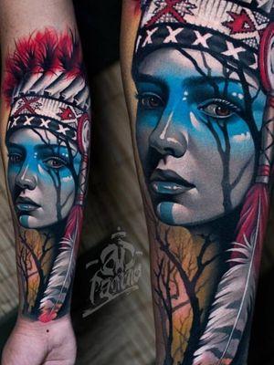 A. D. PANCHO - Regular Guest Artist #tattoo #tat #colorful #colortattoo #color #ink #inked #skinart #art #netherlands #gorinchem