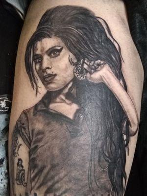 Amy Winehouse (unfinished