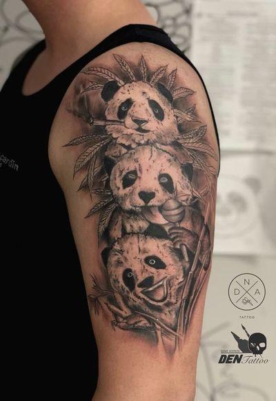 #panda #pandatattoo