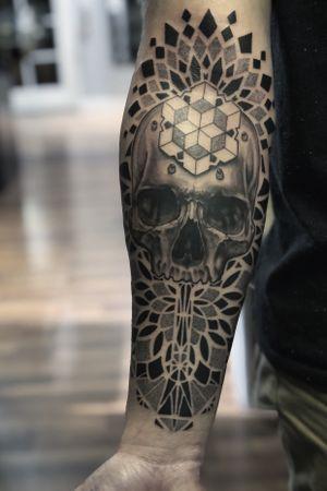 Tattoo from Sean Hall