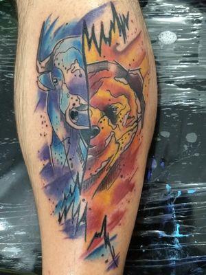 Tattoo by Don Jonnes Tattoo