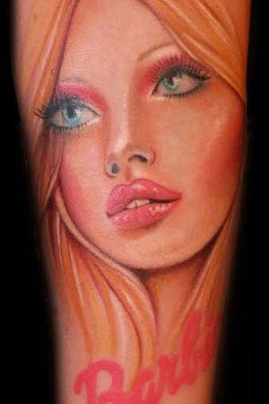 Not mine ✨Amazing✨ #barbie #beautiful #lips #realism