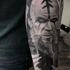 #Floki #Vikings #realism #portrait