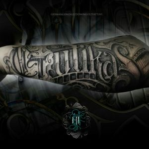 Tattoolettering