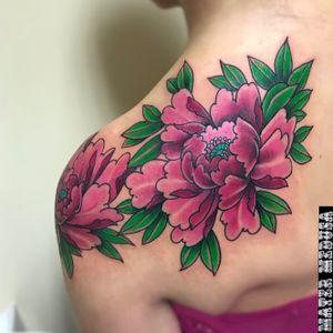 Tattoo by Mater Medusa Tattoo Shop