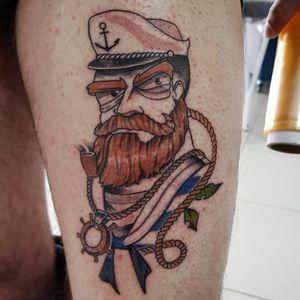 Tattoo from Guilherme Mulato