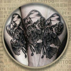 Tattoo by eve tattoo