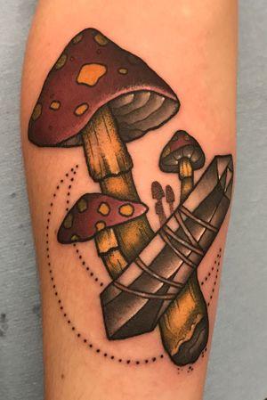 Spell tattoo