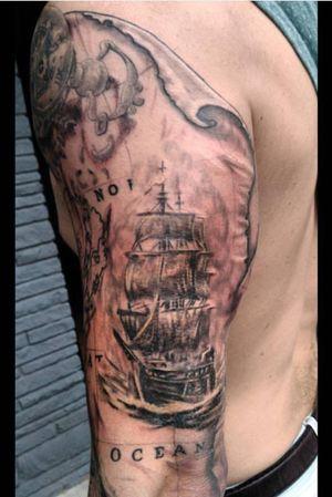 #tattoo #tattooist #tattoos #tattooer #tattoosofinstagram #tat #oakland #oaklandtattoo #oaklandtattoos #oaklandtattooartist #bayarea #bayareatattooartist #bayareatattoo #bayareatattoos #sanfrancisco #sanfranciscotattoo #sanfranciscotattooartist #sanfranciscotattoos #blackclawneedle #lovemyjob #nofilter #california #californiatattoo #californiatattoos #californiatattooartist #californiatattooer #ship