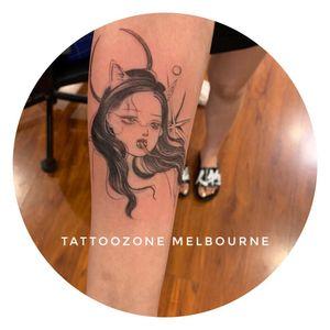 #tattooartist #melbournetattoo #melbourne