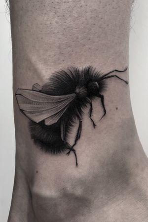 #art #tattooartist #tattoo #tattoos #graphic #ink #inked #tattooed #tattooer #tattooart #photooftheday #tattoopeople # #tattoolife #blackwork #illustration #insect #bumblebee