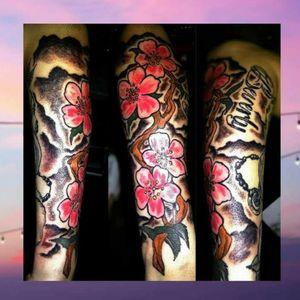 Tattoo by chapotats