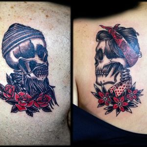 #skulltattoo #skull #caveiratattoo #caveira #thiagopadovani