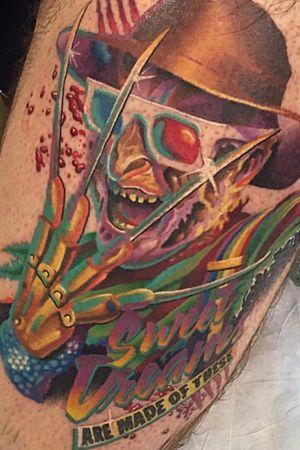 Tattoo by A Stroke of Genius Tattoos
