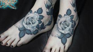 #cowerup #tattoo #tattoorose #rosetattoo #rose #tattooeurope