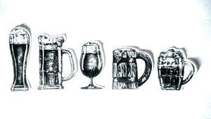 #beer #blackworker #tattooidea #cerveza
