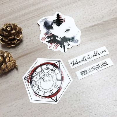 Trash Polka Collection - you can make your own tattoo! For commissions and for more designs www.skinque.com❤️ Follow me on instagram: @thebunettedesigns or Tumblr: thebunette.tumblr.com #trashpolka #trashpolkatattoo #abstract #clock #compass #raven #animal #tree #forest #nature #geometric #smalltattoo #small #tattooflash #illustration #collection #forearm