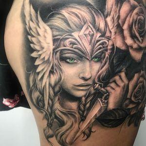 Tattoo by The Art Of Tattoo Petersham