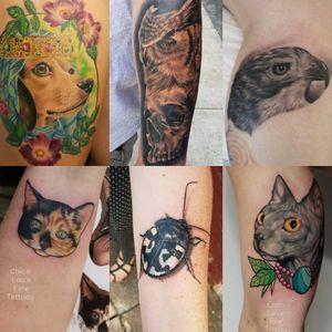 Realism animals