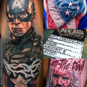Tattoo by New Level Tattoo Gallery