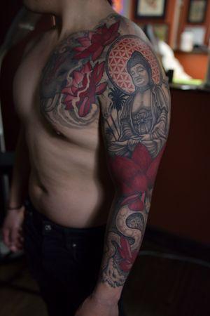 Tattoo by Guru Tattoo