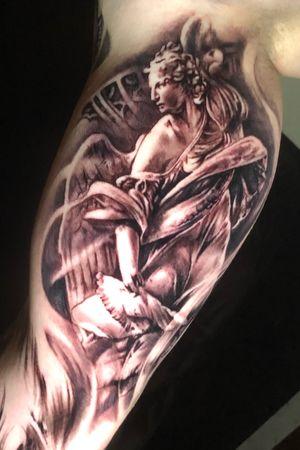 Tattoo by Boston Tattoo Company Cambridge