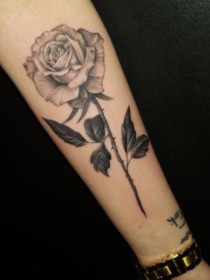 #chicago #tattoounion #rose #inked #chicagochinatown #chicagotattooartist #chicagotattooshop @horifong @tattoounion