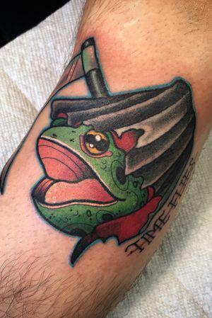 Reaper Frog