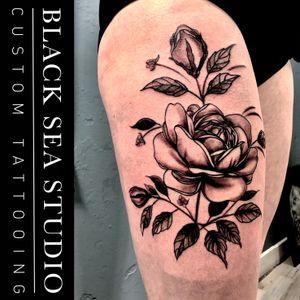 Tattoo by Black Sea Studio