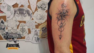 #compass #brujula #arm #brazo
