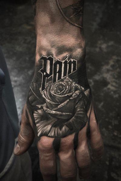 #rose #rosetattoo #blackandgrey #hand #handtattoo #handrose #flower #flowertattoo #letteringtattoo #lettering #pain #black #blackwork #dark #whiteink #elpaso #elpasotattoos #915 #centralelpaso #ep #downtownelpaso #westsideelpaso #northeastelpaso #lascruces #eastsideelpaso #utep #dtep #soccoro