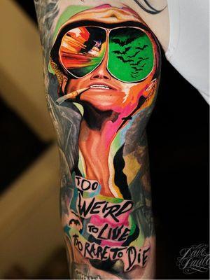 Tattoo by Dave Paulo #DavePaulo #MilanoTattooConvention #Milan #Italy #tattooconvention
