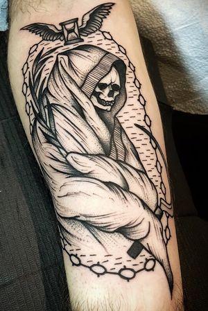 Reaper still reaping.