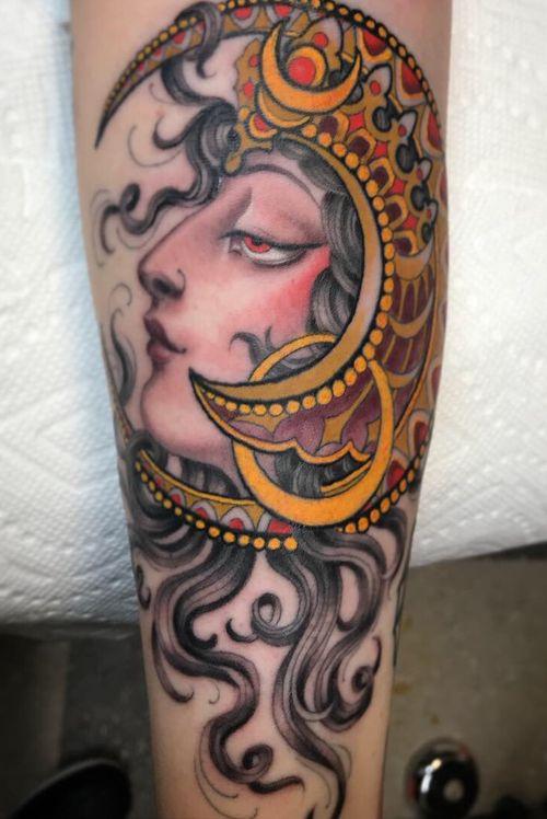 Moon goddess #laluna #moon #Goddess