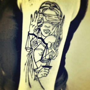 #firstsession #workinprogress #tattoing #womantattoo #AtWork