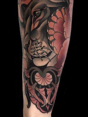 Tattoo by Vale Lovette #ValeLovette #MilanoTattooConvention #Milan #Italy #tattooconvention