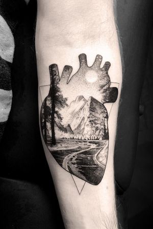 #road #Tattoodo #mountains #travel #scenery