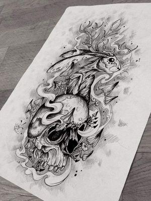 #sketchtattoo #tattooo #tattoos #tattoossketch #lineart #linework #graphic #graphictattoo #tattooed #tattooart #tattooartist #drawing #blackworktattoo #blackwork #black #Poland #tattooink #tattoomodel #tattoosketch #sketch #Gdansk #polandtattoos  #Tooth_ink #Ink #ornamentaltattoo #dotwork