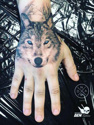 #wolf #wolftattoo