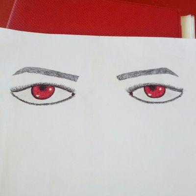 #ojos #eyes #eyetattoo #Microblading #red #rojo #erick_suarez_1