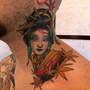 Tattoo from Matt Adamson
