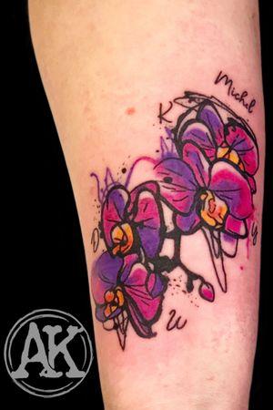 #tattoo #tatoo #tattoos #tatto #tattooed #tattooist #tattoodo #tatuagemfeminina #tattooart #tattooing #tatuagem #tattoostyle #tattoolove #tattooer #tatuaggio #tatuajes #graphic #graphictattoo #watercolor #watercolortattoo #femaleartist #femaletattooartist #artist #ankiekuis #sweetarttattoo #waalwijk #tribaltrading #tilburg