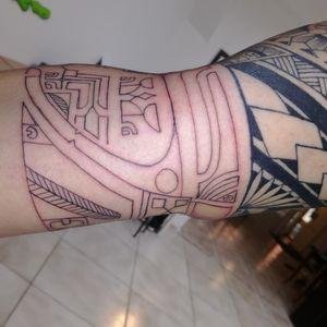 #polynésien #Tatautattoo #tatooartist #patutiki