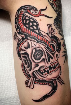 Tattoo from Steve Zimovan