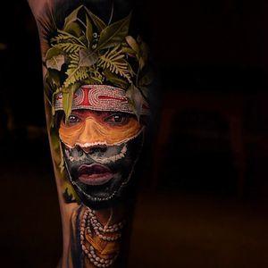 Tattoo by Veronique Imbo #VeroniqueImbo #PhiladelphiaTattooArtsConvention2019 #PhiladelphiaTattooConvention #PhiladelphiaTattooArtsConvention #Philly #tattooconvention